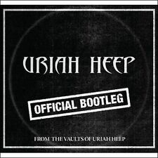 Official Bootleg: From the Vaults of Uriah Heep by Uriah Heep (CD, Feb-2011, Concert Live)