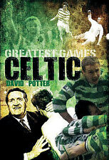 Celtic FC - 50 Greatest Games - The Bhoys Hoops Celts - Celtic Park - book