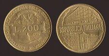 200 LIRE 1996 ACCADEMIA GUARDIA DI FINANZA - ITALIA