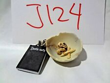 Japanese Anime Death Note Bones in Hell Keychain Japan J124