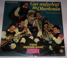 AVSENIK - GUT AUFGELEGT IN OBERKRAIN - LP - Vinyl - SLE 14499-P