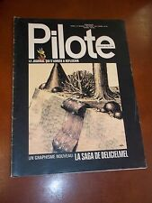 "JOURNAL ""PILOTE no 636"" (1972)"