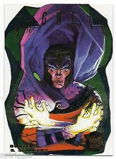 1995 Fleer Ultra X-Men Suspended Hunters & Stalkers (8/10) MAGNETO