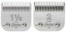 "Oster 76 ""Combo Buy"" Detachable Clipper Replacement Blades (Size 1.5 & Size 2)"