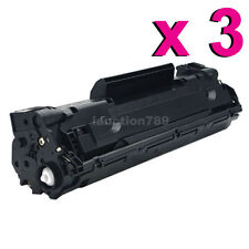 3pcs TONER Cartridge For HP CE285A 85A LaserJet pro M1212NF P1102 P1102W Printer
