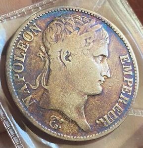 France Napoleon 5 Francs 1810