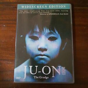 The Grudge Ju-on (DVD) Eastern Eye Japan