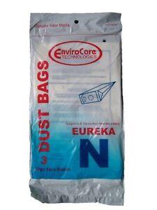 Type N Eureka Vacuum Cleaner Replacement Bag (10pack)