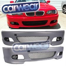 BMW E46 98-05 MTECH II STYLE COUPE FRONT BUMPER BAR 320ci 323ci 325ci 328ci 330c