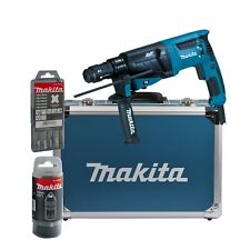 Makita Marteau Perçeuse Combiné Sds-Plus 800W HR2631FT13 Perforateur