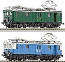 Classic SBB CFF HO Tram E-lok: Roco De 4/4 (Choose your favorite version) NEW