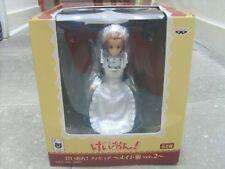"STATUETTE K-ON! ""Maid Fuku ver.2"": TAINAKA RITSU(Figurine de 11cm) BANPRESTO NEW"