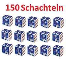 Streichhölzer Riesaer Zündhölzer 150 Schachteln 5700 Stück