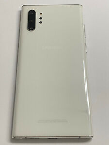 Samsung Galaxy Note10+ N975W - 256GB - White (Unlocked)