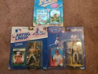 ✅ MLB STARTING LINEUP LOT (WALLY JOYNER + WILL CLARK) + Joyner PIN (NEW!)