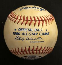 1986 MLB All-Star Game Official Ball