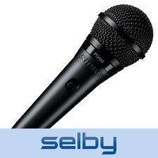 Shure PGA58XLR Vocal Microphone Dynamic Cardioid with Mic Clip & XLR Cable