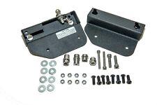 Easy Brackets for Honda VTX 1300R, 1300S, 1800R, 1800N w. Cobra backrest