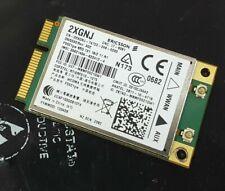 HSDPA UMTS Mini PCIe Ericsson WWAN 2XGNJ DW5550 F5521gw Dell E6320