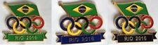 Rio 2016 Olympics Memorabilia Badges & Pins