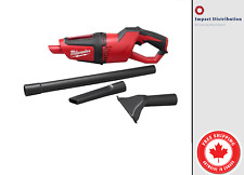Milwaukee M12 0850-20 Cordless Lithium Portable Compact Vacuum Cleaner Tool Only