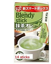 AGF Maxim Matcha latte Green Tea Latte 14 sticks from Japan