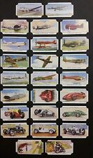 Card Collectors Society Full Repro Set 50 - Wills - Speed