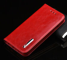 Luxury Premium PU Leather Wallet Stand Flip Cover Case For BlackBerry Z30