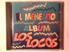 LOS LOCOS El meneaito album cd CHICO BUARQUE DE HOLLANDA COME NUOVO LIKE NEW!!!
