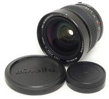 Minolta MC W.Rokkor 21mm F2.8 Lens