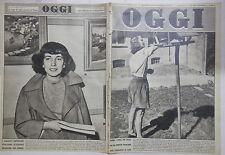 OGGI 13 Giugno 1948 Anna di Borbone Parma Valentina Cortese Hurley Codonas di e