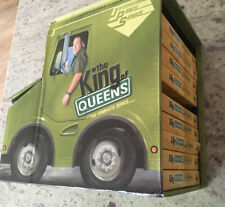 King of Queens DVDs Complete Series Collector IPS Truck 27 Disc Set 9 Seasons