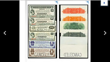 Chicago, IL Chicago Clearing House $1; $5; $5;  $10; $20; $50