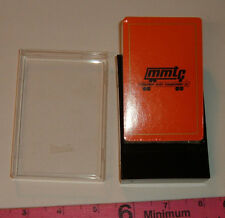 Vintage NEW & Unwrapped - milwaukee motor transport co.  -  Playing Cards