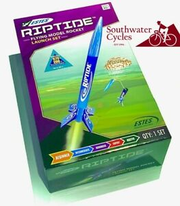 Estes Riptide Model Rocket Kit E2X Launch Set