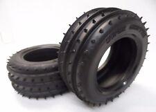 New Tamiya Blitzer Beetle/Dyna Blaster/Stadium Thunder Front Tyres (Pair) 50449