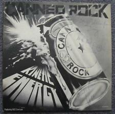 CANNED ROCK -1978- KINETIC  ENERGY - PRIVATE PRESSING - ORIG.UK.LP - EX+COND.