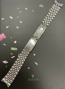 Rolex Datejust 36mm Men's Jubilee Bracelet (CROWN)Band  55 Ends 16014