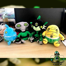 Ben 10 Omniverse Custom Plushies (LIMITED TO 50)