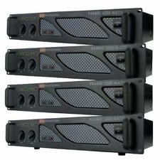 EMB PA2400 1200W Rack Mount Professional Power Amplifier