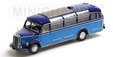 Minichamps 439360011 Mercedes Benz O 3500 Bus 1950 1:43 NEU & OVP