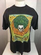 "Cypress Hill Vintage 1993 G.E.M. Mens Xl ""Step Into A Whole New Realm"" Shirt"