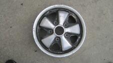 One Porsche Fuchs Wheel 911912914 6 Original Wheels 570 14x 5 12 German