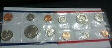 1986 Uncirculated Mint Set coins P, D. No Box or COA