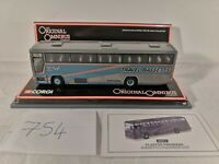 Corgi 43311 Plaxton Premiere for Bassetts Coachways Ltd in 1:76 Scale.