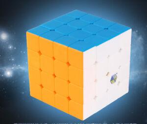 Yuxin Dark Unicorn Kylin Speed 4x4x4 Revenge Magic Cube Stickerless ( HEIQILIN )
