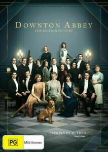 Downton Abbey (DVD Region 4) Brand New!, Sealed! - Stephen Campbell Moore