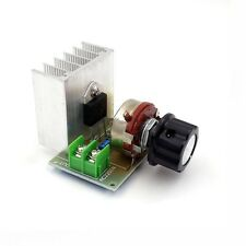 1PCS Speed Controller AC 3800W SCR Electric Voltage Regulator Dimming Switch