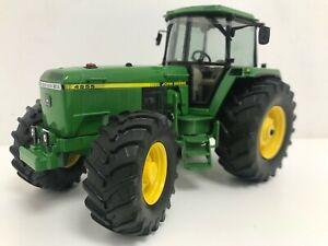 Schuco John Deere 4955 Tractor Die-cast Collectors Model 1:32 Scale