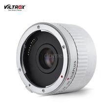 Viltrox C-AF 2X Teleconverter Lens Extender Magnification for Canon EF Mount Cam